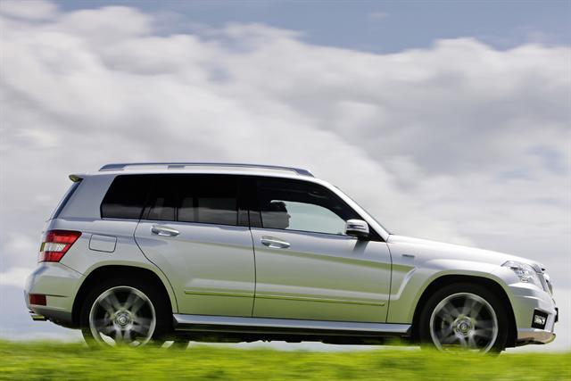 Seit 2008 ist der Mercedes GLK auf den Straßen unterwegs und zählt schon jetzt zu den Klassikern. - Foto: dmd/Mercedes